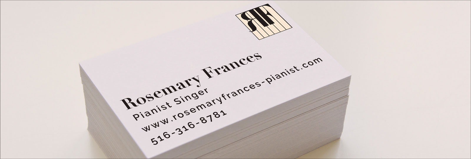 Rosemary Frances Business Card